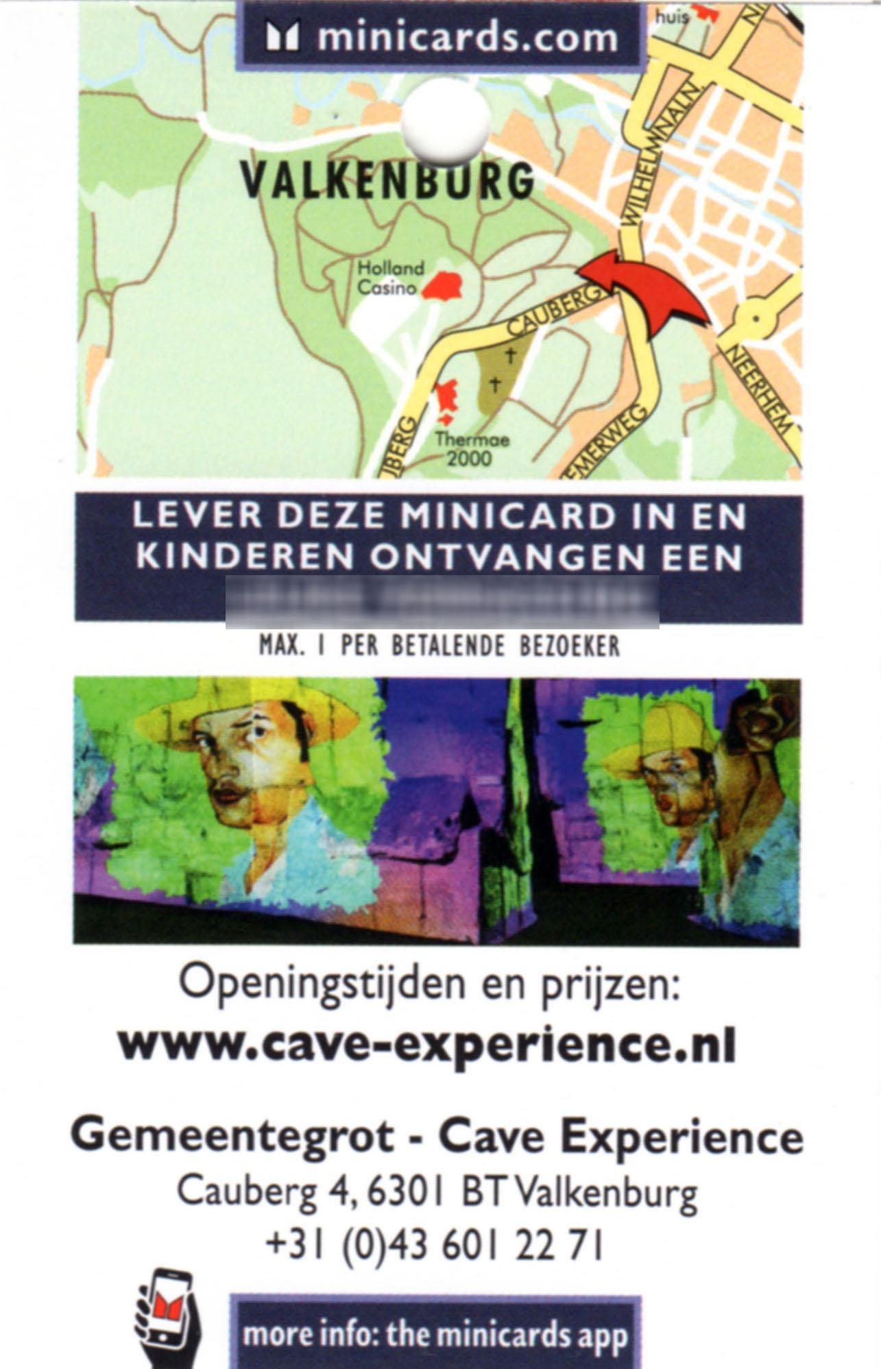 Cave Experience Valkenburg