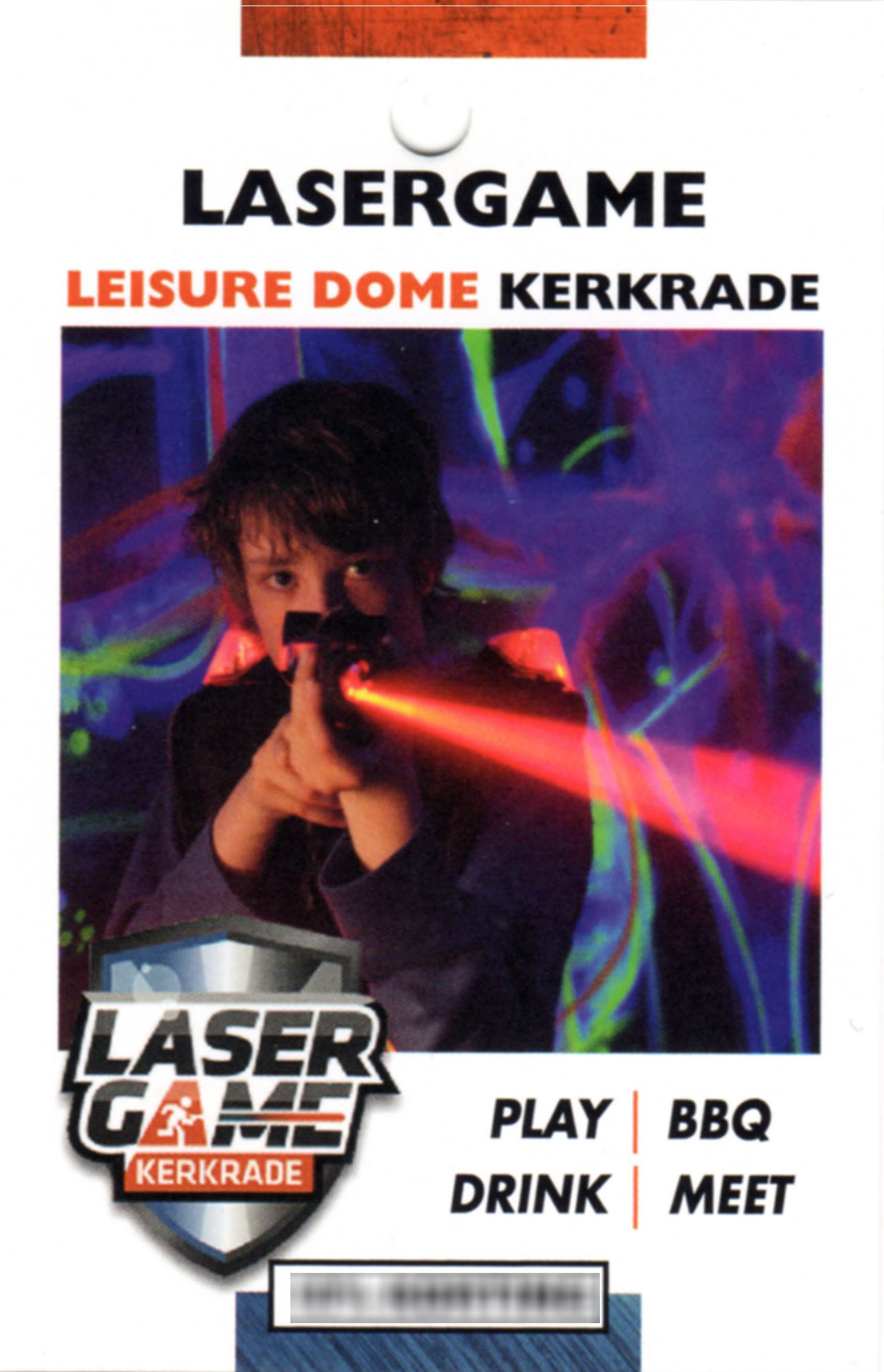 Lasergame Leisure Dome Kerkrade