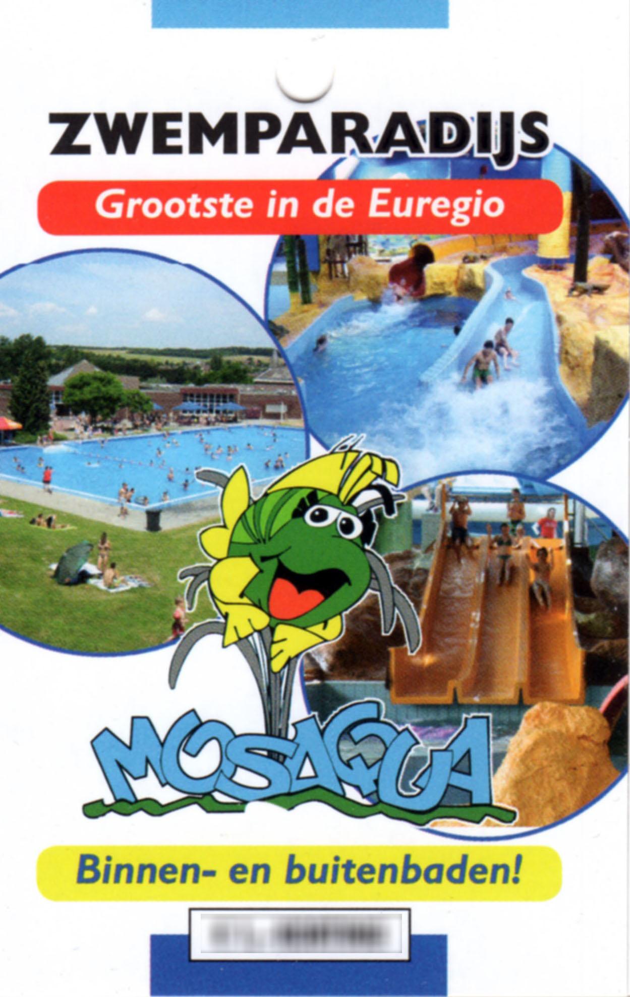 Mosaqua zwemparadijs
