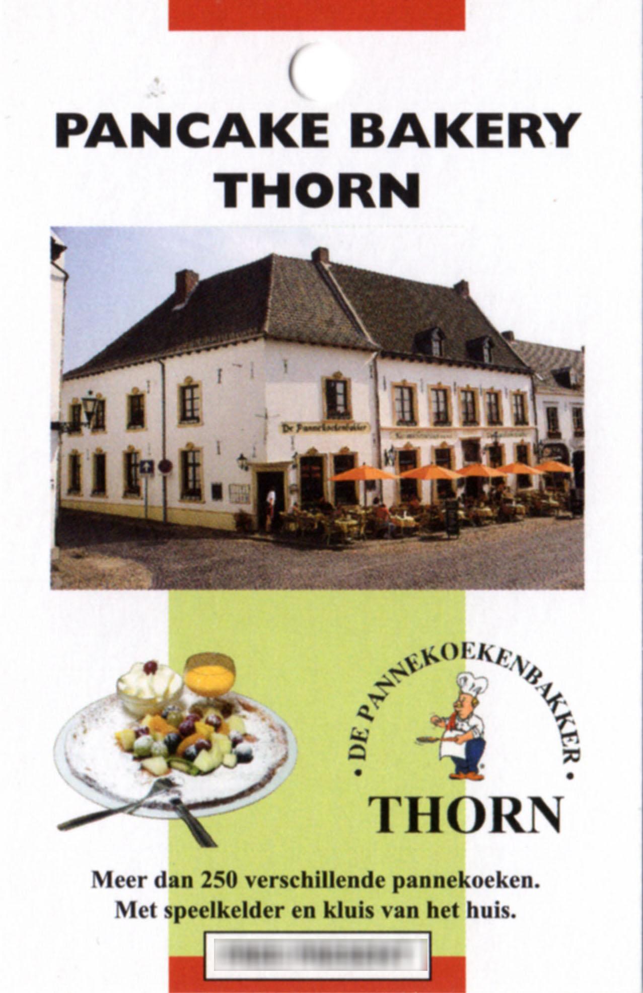Pannenkoekenbakker Thorn