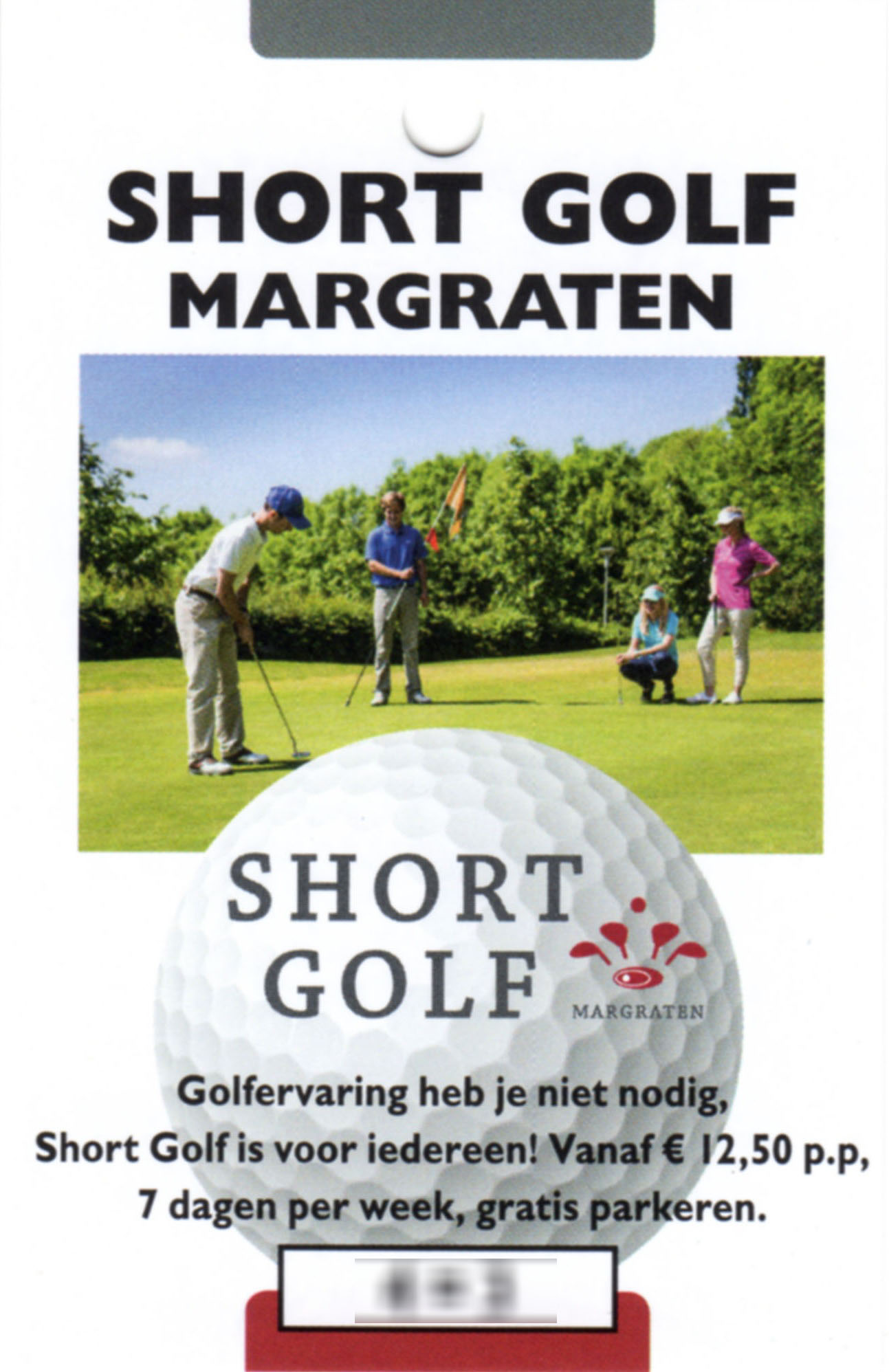Short golf Margraten