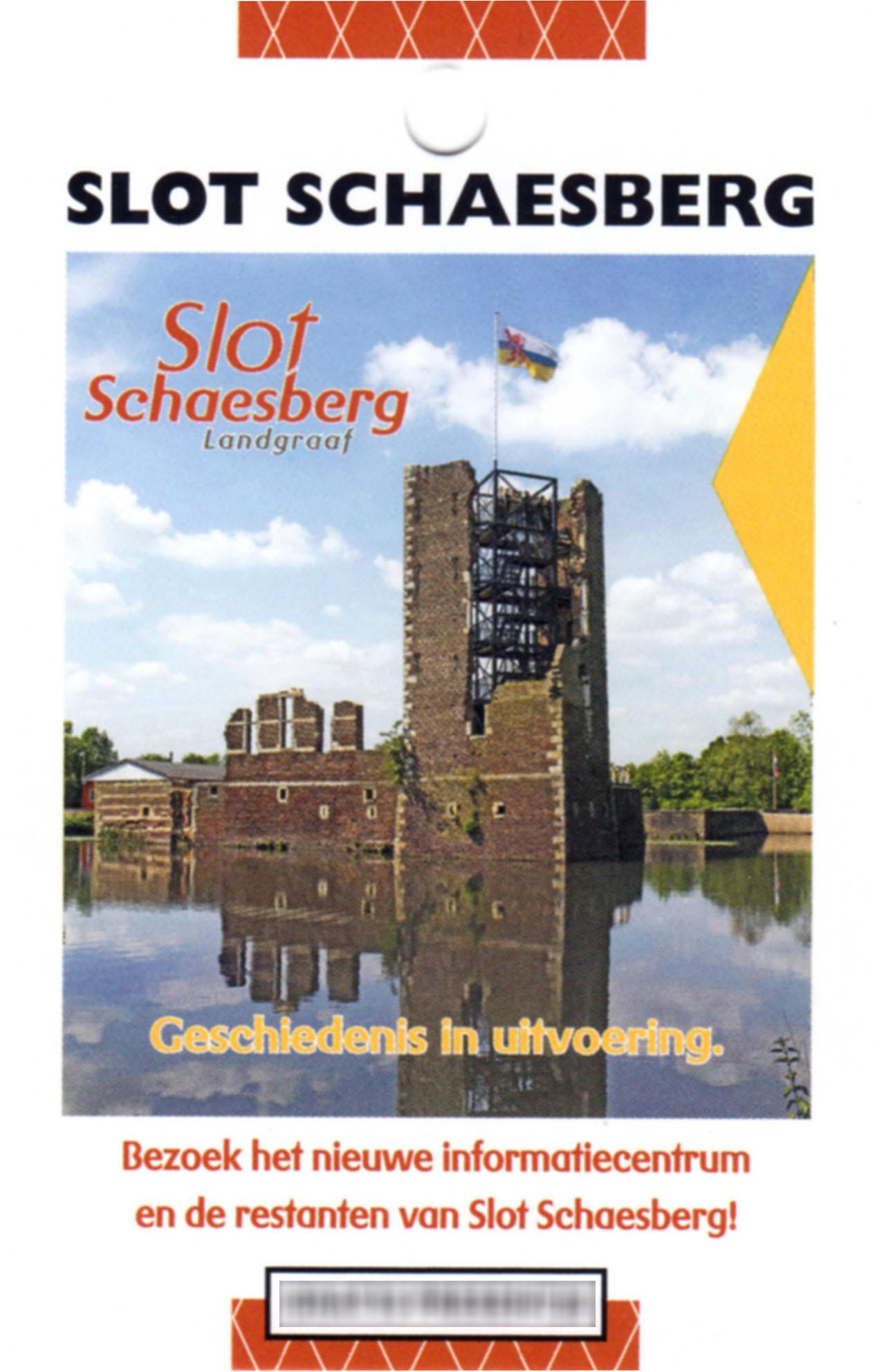 Slot Schaesberg Landgraaf